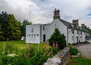 Thumbnail 11 bed detached house for sale in Inver Lodge, Ballater, Aberdeenshire