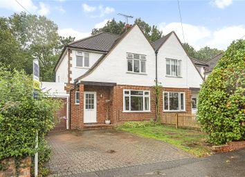 Greenhill Avenue, Caterham, Surrey CR3. 3 bed semi-detached house