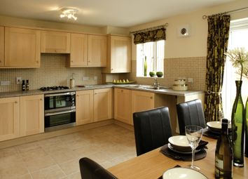 Thumbnail 4 bedroom semi-detached house for sale in Off Ashby Street, Priors Hall, Weldon, Corby