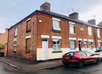 Thumbnail 2 bed terraced house to rent in Earl Russell Street, Leicester