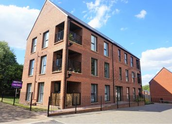 Thumbnail 2 bed flat for sale in Ketley Park Road, Telford