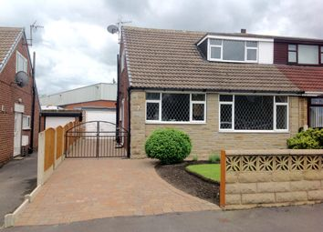 Thumbnail 3 bed bungalow for sale in Ryecroft Close, Outwood, Wakefield