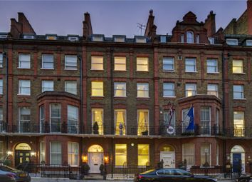 Thumbnail 5 bed terraced house for sale in Nottingham Place, Marylebone