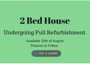 Thumbnail 2 bedroom terraced house to rent in Lansdowne Walk, Peterborough