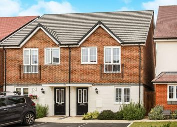 Thumbnail 3 bed semi-detached house for sale in The Crescent, Hillview Road, Salisbury