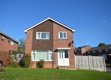 Thumbnail 4 bed detached house to rent in Marcom Close, Exmouth
