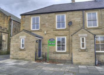 Thumbnail 3 bed terraced house for sale in Front Street, Guidepost, Choppington
