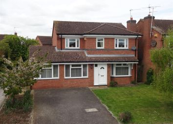 Thumbnail 4 bed property for sale in Rookery Avenue, Sleaford