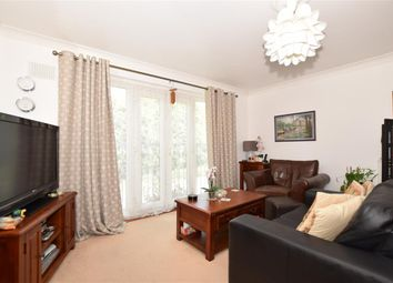 Thumbnail 2 bed flat for sale in Ingram Close, Larkfield, Kent