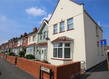 Thumbnail 3 bed end terrace house for sale in Davis Street, Bristol