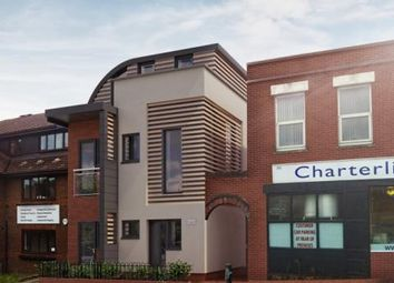 Thumbnail 1 bed flat for sale in 32 Reading Road South, Fleet