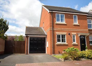 Thumbnail 3 bed property to rent in Poplar Court, Stapeley, Nantwich