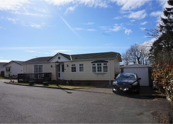 Thumbnail 2 bed mobile/park home for sale in Cunninghamhead, Kilmarnock