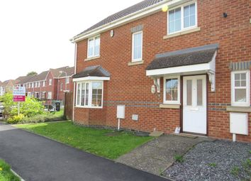 Thumbnail 3 bedroom semi-detached house for sale in Vicarage Road, Rushden
