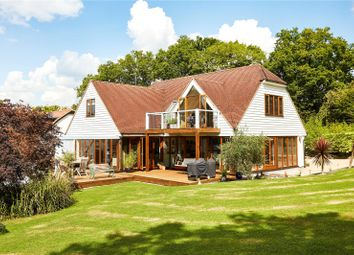 Thumbnail 4 bed detached house for sale in Uckfield Lane, Hever, Kent