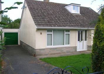 Thumbnail 3 bed bungalow to rent in Clarendon Close, Gillingham, Dorset
