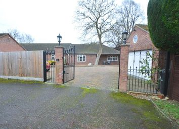 Thumbnail 2 bed bungalow to rent in Orchard Close, Peterborough