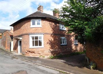 Thumbnail 2 bed end terrace house to rent in Oulton, Stone, Staffordshire