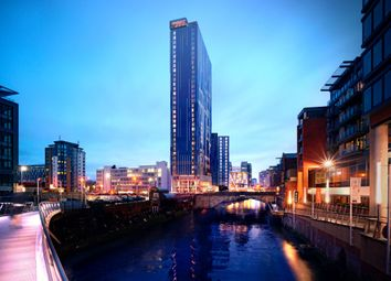 Thumbnail 2 bed flat for sale in Bridge Street, Manchester