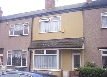 Thumbnail 3 bed terraced house to rent in Roberts Street, Grimsby