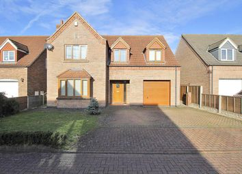 Thumbnail 3 bed detached house for sale in Astley Crescent, Scotter, Gainsborough