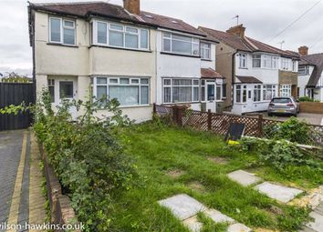 Thumbnail 1 bed maisonette for sale in Tintern Way, West Harrow, Middlesex