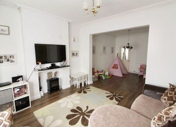 Thumbnail 3 bed end terrace house for sale in Coveny Street, Splott, Cardiff