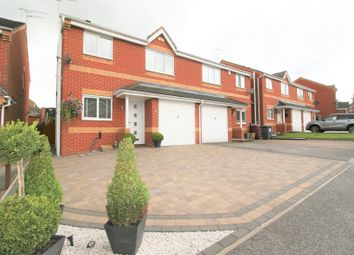 Thumbnail 3 bed semi-detached house for sale in Copenhagen Road, Clay Cross, Chesterfield