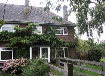 Thumbnail 2 bed semi-detached house to rent in Chartridge Lane, Chesham, Bucks