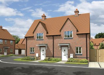 Thumbnail 2 bed terraced house for sale in Portway Mews, Portway, Wantage