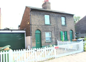 Thumbnail 2 bed cottage for sale in Romford Road, London