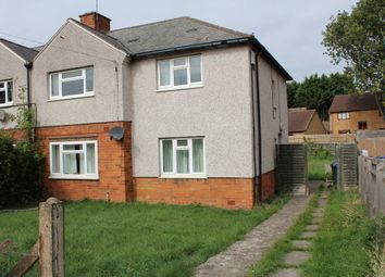 Thumbnail 2 bed flat to rent in Gorse Road, Woodford Halse, Daventry