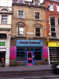 Thumbnail Retail premises to let in 60 - 62 Granby Street, Leicester, Leicestershire