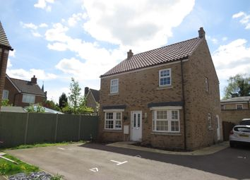 Thumbnail 4 bed detached house for sale in St. James Close, Chatteris