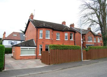 Thumbnail 4 bed detached house for sale in Finaghy Park Central, Finaghy, Belfast