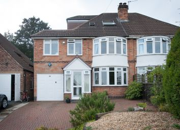 4 bed semi-detached house for sale in Maney Hill Road, Sutton Coldfield B72
