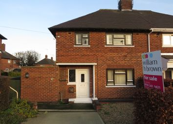 Thumbnail 3 bed semi-detached house for sale in Handsworth Grange Crescent, Sheffield