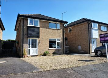 Thumbnail 4 bed detached house for sale in The Parslins, Peterborough