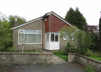 Thumbnail 2 bed detached bungalow for sale in St Annes Close, Chapel-En-Le-Frith, High Peak
