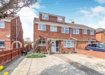 Thumbnail 4 bed semi-detached house for sale in Middletune Avenue, Sittingbourne, Kent