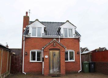 Thumbnail 1 bed detached house for sale in Victoria Street, Great Yarmouth