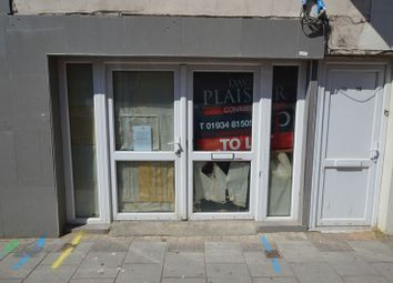 Thumbnail Retail premises for sale in Richmond Street, Weston-Super-Mare