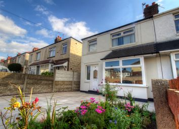 Thumbnail 3 bed end terrace house for sale in Rossendale Avenue North, Thornton-Cleveleys