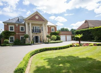 Thumbnail 6 bed detached house for sale in Sandy Lane, Kingswood, Tadworth