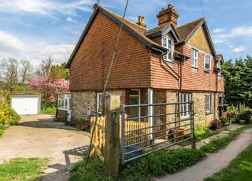 Thumbnail 3 bed semi-detached house to rent in Squerryes Estate, Westerham
