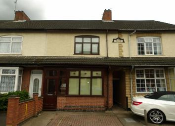 Thumbnail 2 bedroom terraced house for sale in Hermitage Road, Whitwick, Coalville