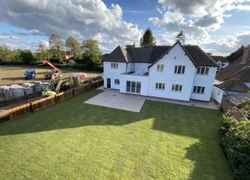 Thumbnail 5 bed detached house for sale in Kenilworth Road, Knowle, Solihull