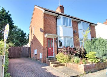 2 bed semi-detached house for sale in Harcourt Road, Camberley, Surrey GU15