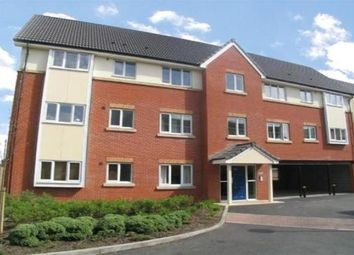 Thumbnail 2 bed flat to rent in Barnsdale Close, Mariners Quay, Loughborough