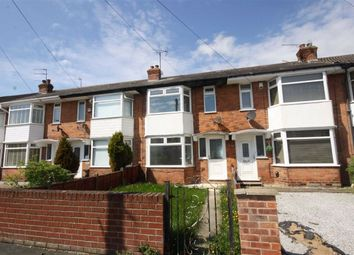 Thumbnail Terraced house to rent in Manor Road, Hull